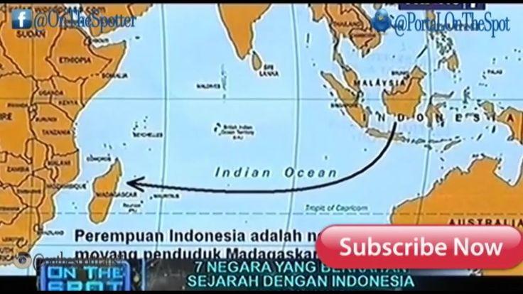 Negara yang Berkaitan Sejarah Dengan Indonesia