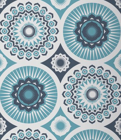 print & pattern blog features mini moderns 'darjeeling'
