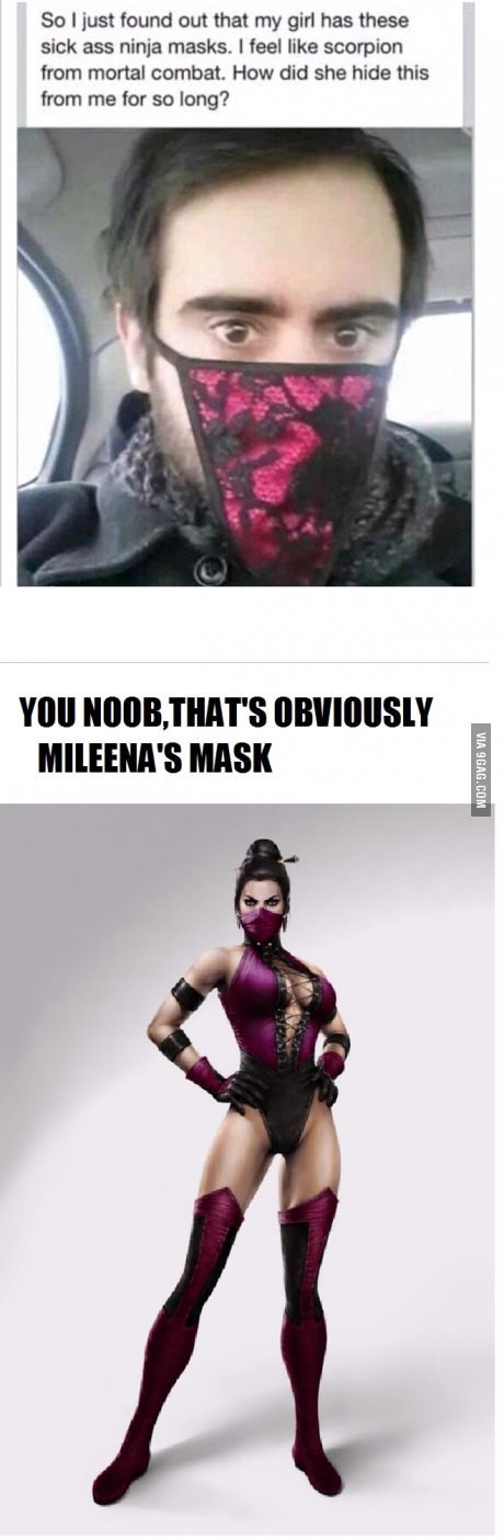 His girlfriend is a Mortal Kombat character - What's Trending on Web: His girlfriend is a Mortal Kombat character