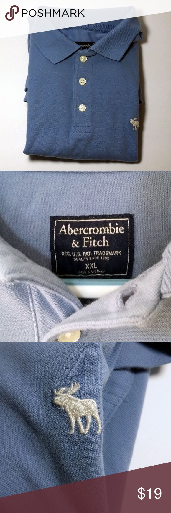 Abercrombie & Fitch Men's Collared Shirt New Never been worn Men's collared shirt. Crease and wrinkles due to folding. Can  be removed once washed or ironed. Abercrombie & Fitch Shirts Tees - Short Sleeve