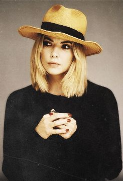 Ashley Benson in the 2015 Spring Fashion Issue of Wonderland Magazine