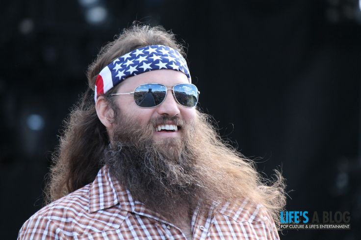 Duck Dynasty's Wil at Boots and Hearts