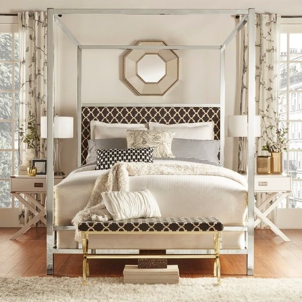 17 best ideas about poster beds on pinterest 4 poster bedroom modern canopy bed and canopy - Poster bed canopy ideas ...