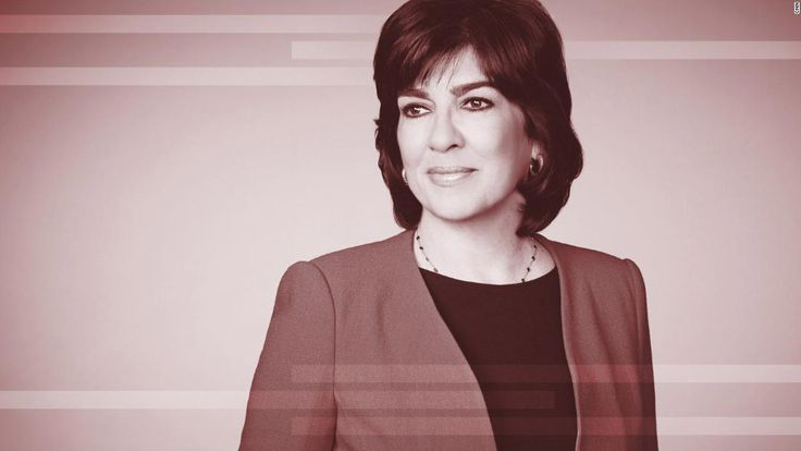 "Christiane Amanpour says journalists put their lives on the line to find out and report the truth, and there's no excuse for demonizing them with accusations of ""fake news."""