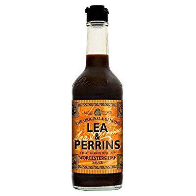 Lea & Perrins Worcestershire Sauce 290ml: Amazon.fr: Epicerie