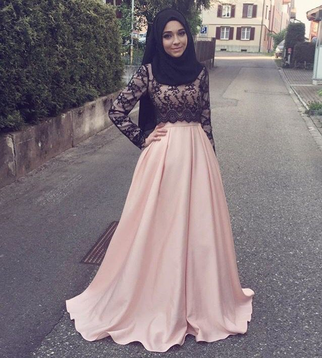 Hijab Evening Dresses Pinterest 92