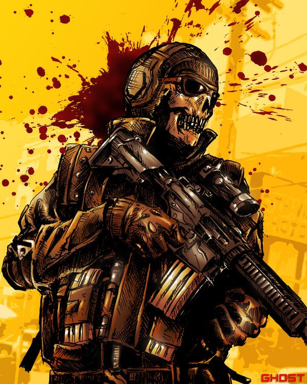 call of duty: black ops ghost