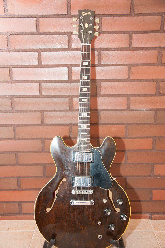 Gibson TD335 Walnut mid seventies (SOLD)