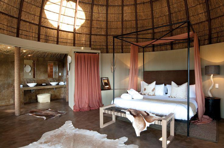 Honeymoon Suite Kwena Lodge