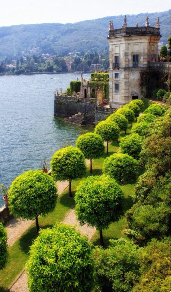 bag Lago Maggiore Piemonte Italy  I T A L I A