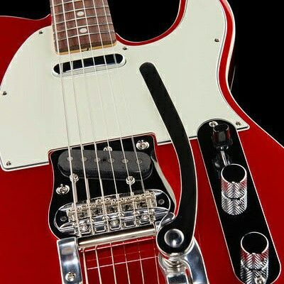 The best of two worlds. Telecaster & Bigsby!