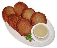 Cocina Judía: Latkes de papa
