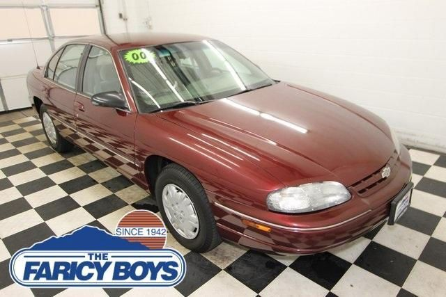 2000 Chevrolet Lumina, 150,996 miles, $2,900.
