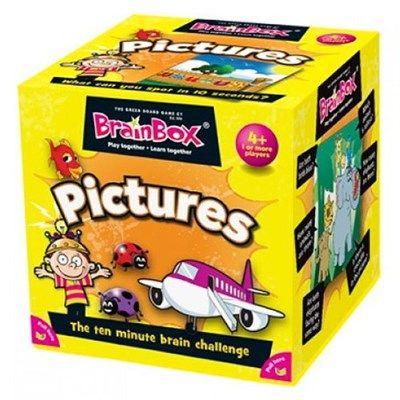 ¡¡CHOLLO!! Juego de memoria BrainBox My first pictures por solo 7,74€, su precio mínimo histórico.¡No te pierdas este estupendo juego para aprender inglés!