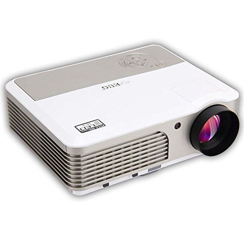 Giantex Best Hd Home Theater Multimedia Lcd Led Projector: 3D Home Theater Multimedia USB Hdmi LED Cinema Projector