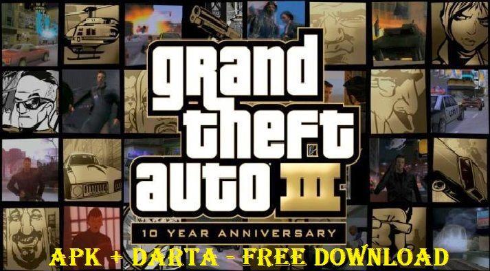 Gta 3 Apk Data Download Grand Theft Auto Grand Theft Auto 3 Download Gta 3