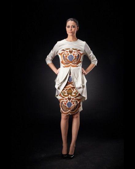 IWAN TIRTA - COAT DRESS