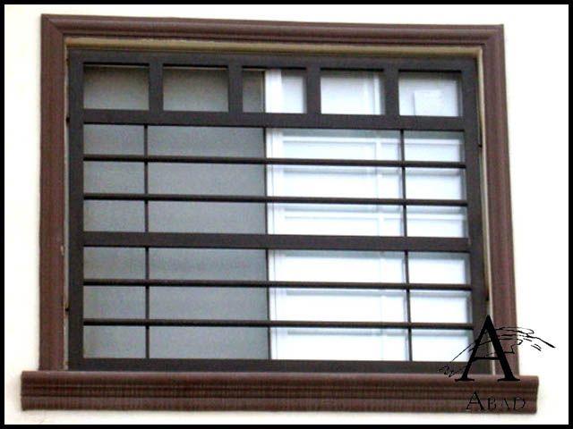 17 mejores ideas sobre rejas modernas en pinterest rejas - Modelos de rejas para casas ...
