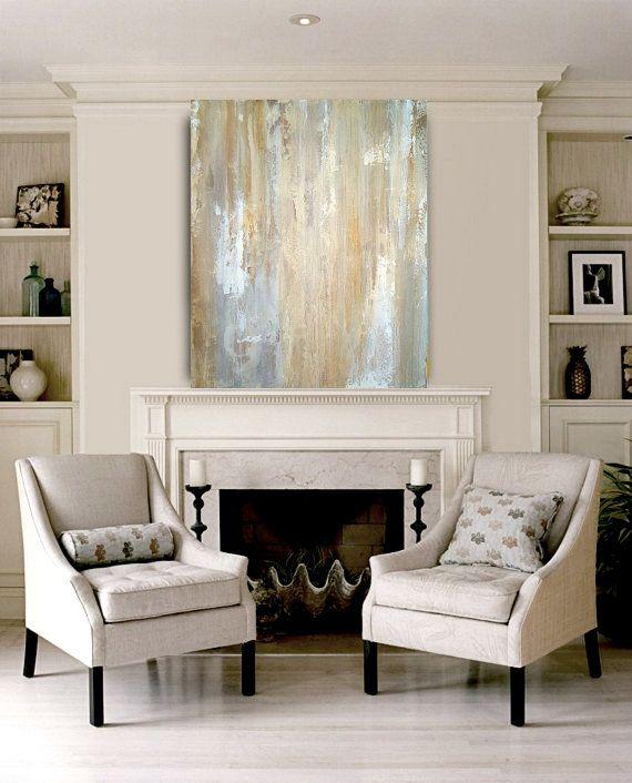 Large+Original+Abstract+Acrylic+Painting+Fine+by+OraBirenbaumArt,+$325.00