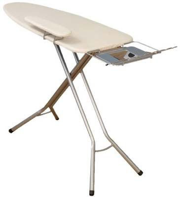 3. Household Essential Fibertech Pressing Station Ironing Board