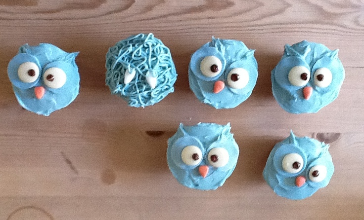 Here are the cupcakes we make. We want them to be reflected in our new office. Somehow!