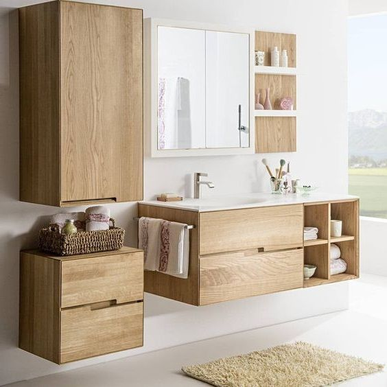 Badezimmerideen Sideboard Moderne Badezimmermobel Badezimmer