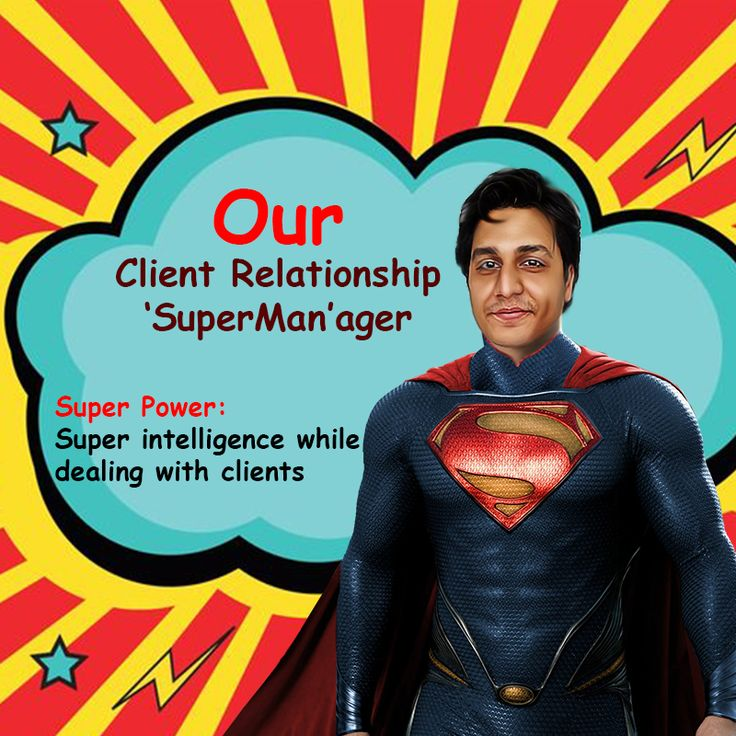 It's a Bird...It's a Plane...It's Superman… Introducing to you Mr. Akshay Parimoo, the 'SuperMan'ager, is not just charming but is also multitalented. The times when he is not with the clients, you will see him busy playing guitar or showcasing his acting talent.