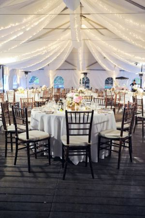 Pretty Tent Wedding Reception | photography by aldersphotography... |  floral design by mulberryrowfloral...