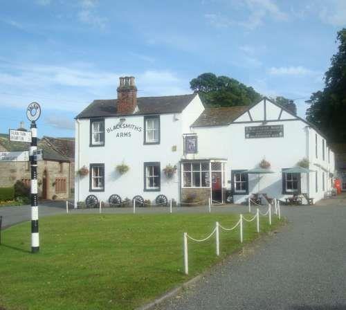 www.aroundaboutbritain.co.uk. Blacksmiths Arms. Talkin. Brampton. Cumbria. England. UK. Pub. Inn. Travel. Stay. Dine. Walking. Golf. Fishing. Horse Riding. Explore. Outdoors.