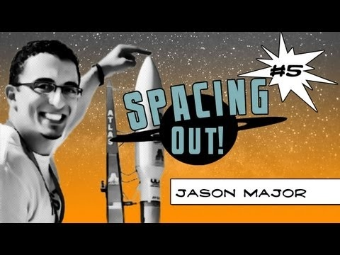 Spacing Out! Ep. 5 - Jason Major talks about the space race and the search for extraterrestrial life