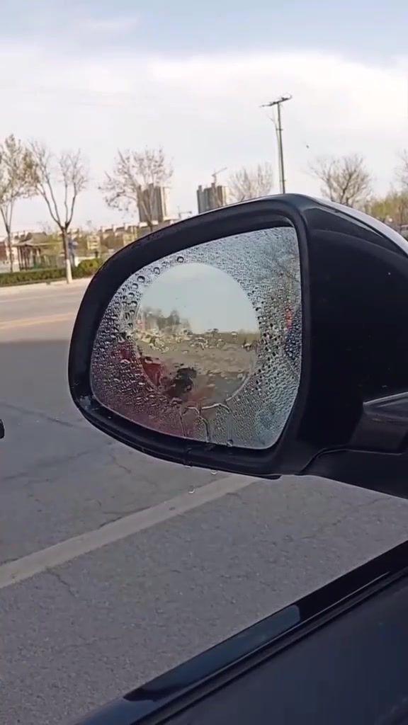 Pin By Ky Schatz On Tik Tok Car Mirror Rainy Days Cool Stuff