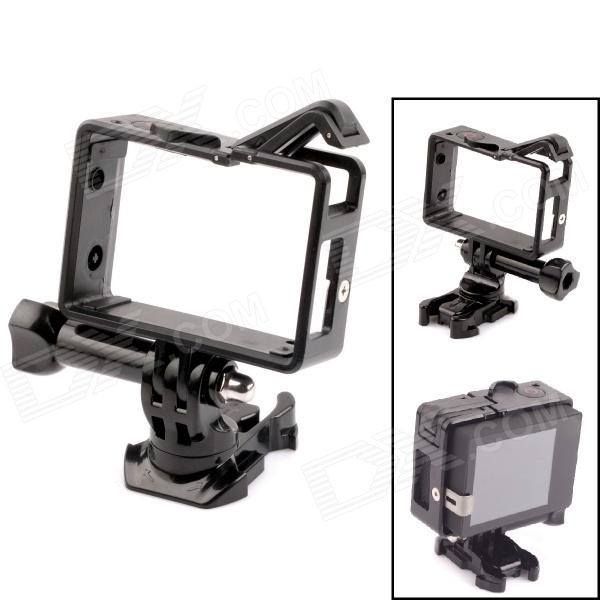 #2  Black #3 #PANNOVO G484 360 Degree Rotary Plastic Frame Mount For Gopro Hero 4 #Cameras # #Photo # #Video #Consumer #Electronics #GoPro #Accessories #Home #Mounting #Accessories Available on New Stuffs Store USA EUROPE AUSTRALIA http://ift.tt/2dZNzBD