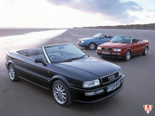 Audi Cabriolet 2.6 E (1993-2000)
