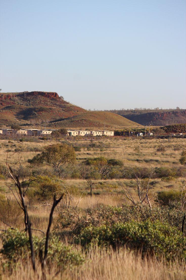 2200 man, Working camp 150km from Newman WA