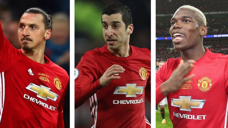 Vote for United's Player of the Month - Official Manchester United Website