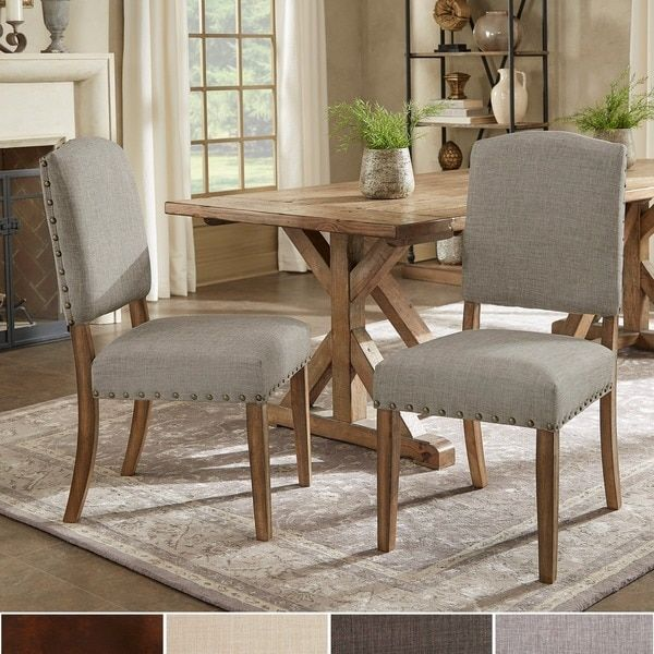 best 25+ upholstered dining chairs ideas on pinterest