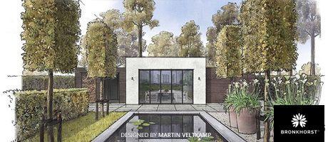 Wij ontwerpen en realiseren stijlvolle bijgebouwen met een moderne en landelijke uitstraling. Long Island serie: Moderne buitenverblijven op maat ✿