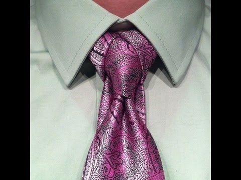 How to tie the Cape Necktie Knot