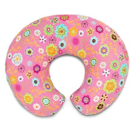 Chicco Подушка Boppy Wild Flowers  — 3300р. -------------------- Подушка для кормления Boppy яркой и жизнерадостной расцветки от дизайнеров бренда Chicco – это ваша маленькая помощница в период кормления грудью. Благодаря своей особой форме и гипоаллергенному наполнителю она позволит занять комфортное положение, предотвращающее боли в спине, шее и руках. Подходит для талии любого размера. Можно мыть в стиральной машине..