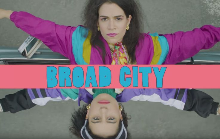 Watch 'Broad City' season 4 trailer starring RuPaul and Steve Buscemi - NME