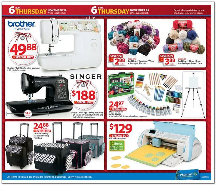 Walmart Black Friday Flyer 2013 Page 35