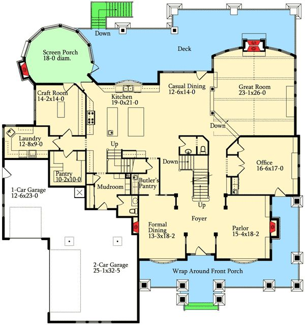 664 Best House Plans Images On Pinterest