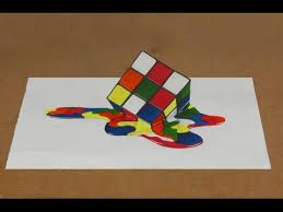 Image result for anamorphic illusion