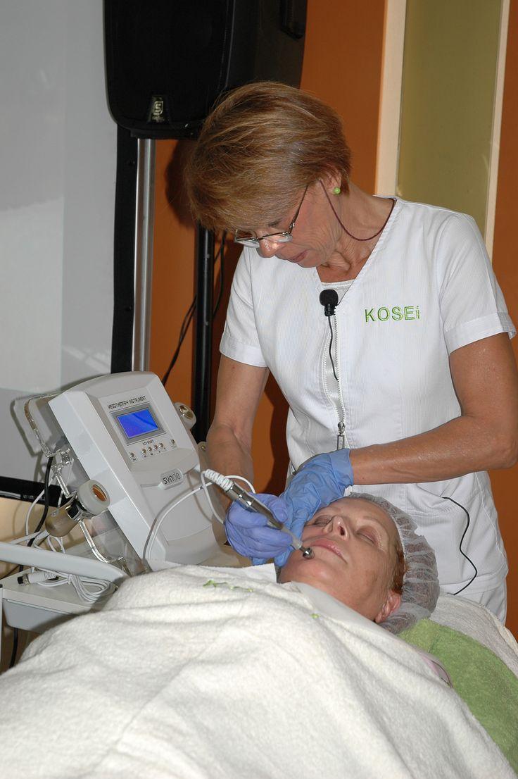 Mesoterapia virtual facial con Meso Easy System de Kosei Profesional