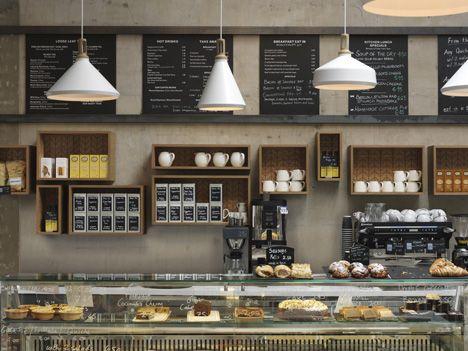 Oude munitieopslag wordt hip café in Londen   roomed.nl