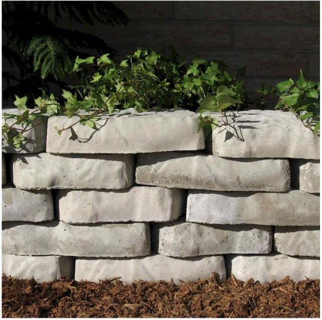 concrete mold 4 pc retaining wall blocks wet casting on wall blocks id=78684
