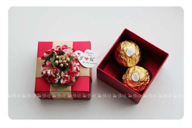 Бесплатная доставка! Новое прибытие 50pcs/lot Брак Свадебное картона Box, Свадебный сувенир подарочной упаковке US $49.99