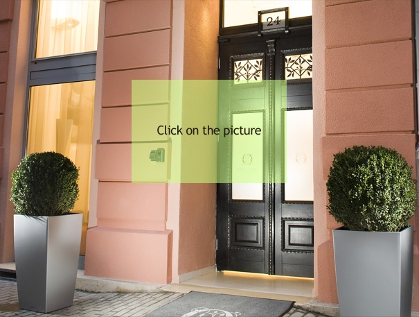 3D Hotel pictures and Virtual Tour @ Opera Garden Hotel, Budapest