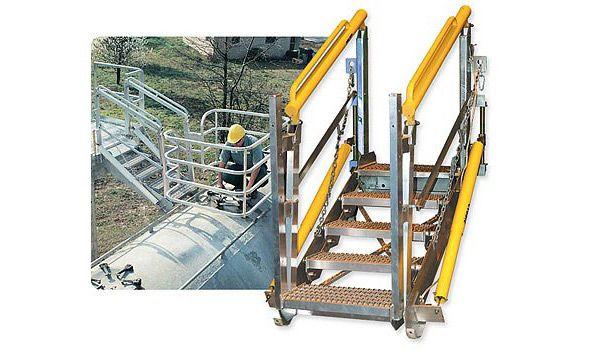 Folding Stairs | Carbis Australia.