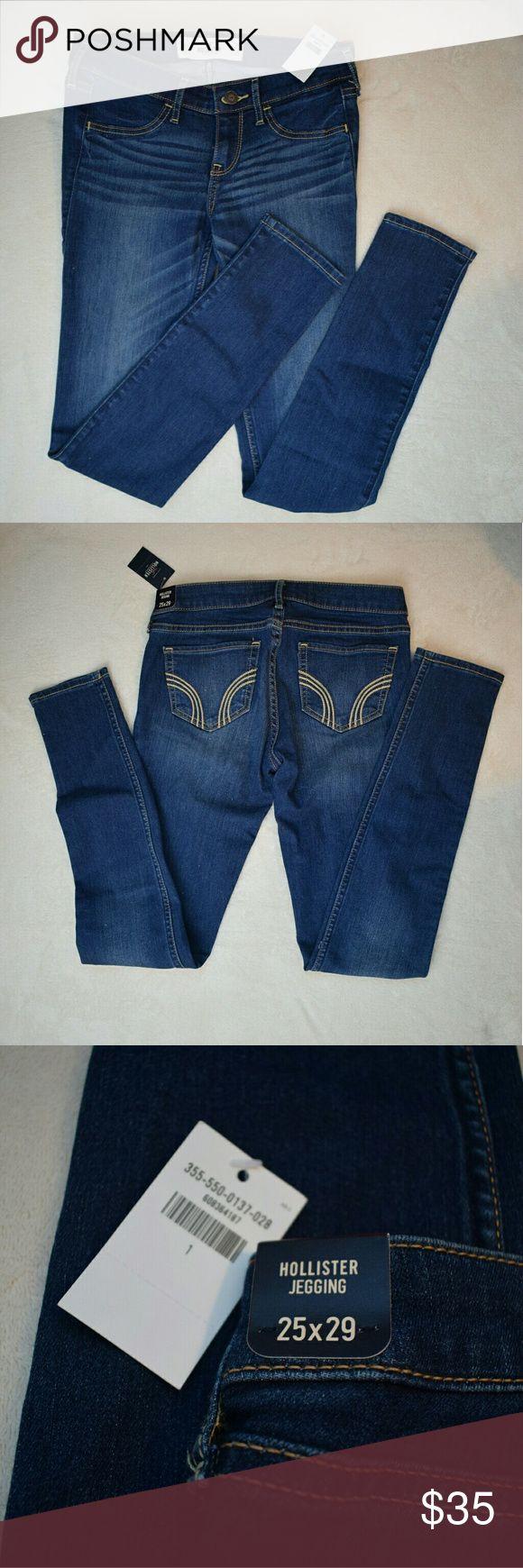 Hollister Jeggings NWT Hollister leggings size 1, 25x29 Hollister Jeans Skinny
